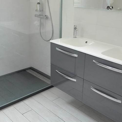 Salle de bain cl en main montauban patan franck for Sdb complete